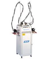 Pallas Trevil Dampferzeuger Kleindampferzeuger Elektrodampferzeuger mit Bügeleisen oder Dampfbürste Faber Magnum