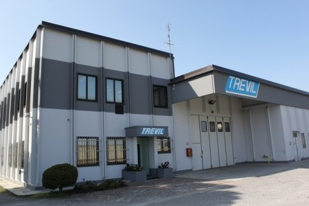 Pozzo D`Adda, Mailand, Trevil-Produktionsstätte