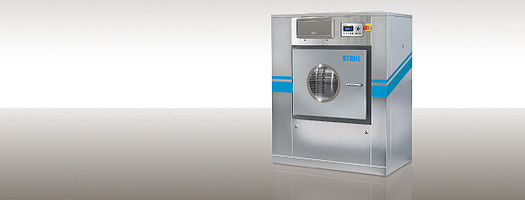 Pallas Stahl Waschmaschine Divimat