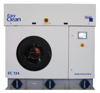 KWL-Textilreinigungsmaschine Eazyclean EC-Serie