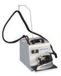 Pallas Trevil Dampferzeuger Kleindampferzeuger Elektrodampferzeuger mit Bügeleisen oder Dampfbürste Minivap 2