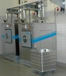 Pallas Stahl Waschmaschine Trennwandwaschmaschine Waschschleudermaschine Industriewaschmaschine Divimat